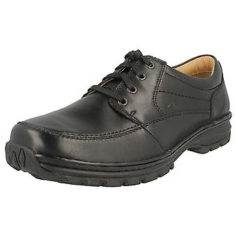 Mens Clarks Active Air Lace Up schoenen Sidmouth mijl