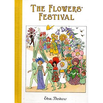 The Flowers' Festival (Mini Edition) (Hardcover) by Beskow Elsa