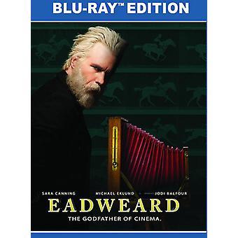 Eadweard [Blu-ray] USA importerer