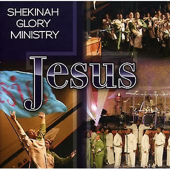 Shekinah herlighed ministeriet - Jesus [CD] USA import