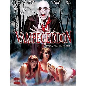Vampegeddon [DVD] USA importerer
