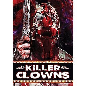 Killer klovne [DVD] USA importerer