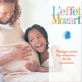 L'Effet Mozart Musique hæld Mamans - L'Effet Mozart: Musique Pour Les Mamans Des La Grossesse [CD] USA import