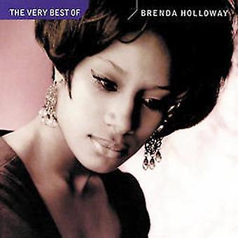 Brenda Holloway - Very Best of Brenda Holloway [CD] USA import