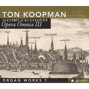 Ton Koopman - Buxtehude: Opera Omnia III [CD] USA import