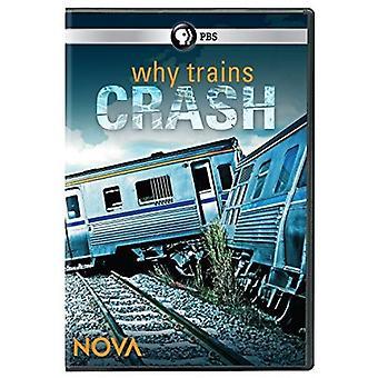 Nova: Killer Trains [DVD] USA import