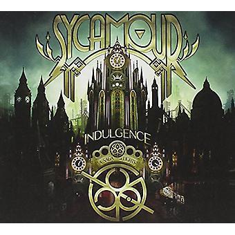 Sycamour - indulgencia: Una importación de USA de la Saga de las luces [CD]