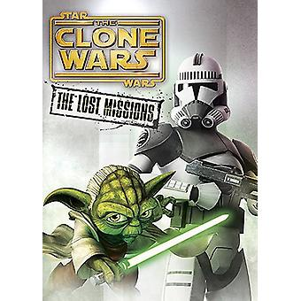 Star Wars: The Clone Wars: The Lost Missions [DVD] USA import