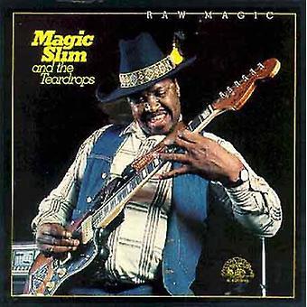 Magic Slim & Teardrops - rå magi [CD] USA import