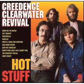 Creedence Clearwater Revival - Hot Stuff [CD] USA import