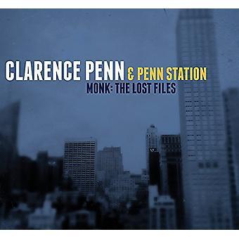 Penn, Clarence/Station, Penn - munk: Tabte filer [CD] USA importerer