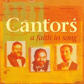 Cantors - en Cantors: A tro i sang [CD] USA import