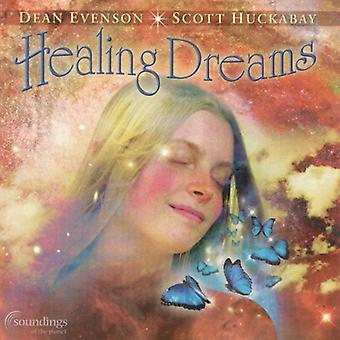 Evenson/Huckabay - Healing drømme [CD] USA import