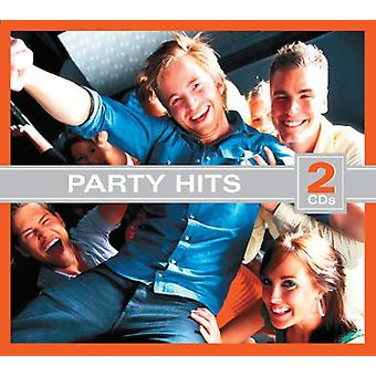 Forskellige kunstner - Best of Party Hits [CD] USA import
