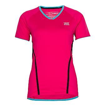 Tao Damen Laufshirt Suprasonic Tee Pink - 64443-40069