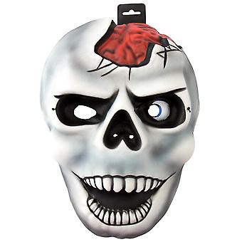 Skeleton mask skull skull mask Halloween skull mask