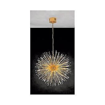 Eglo VIVALDO Globe Stick Ceiling Light Pendant (Large)