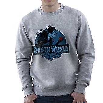 Ryuk Shinigami Boga śmierci śmierci Uwaga Jurassic Park męskie bluzy