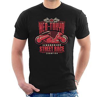 Neo Tokyo Street Racing mester Akira mænd T-Shirt