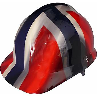 Norway Themed Hard Hat