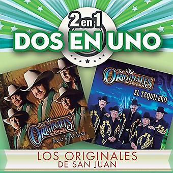 Los Originales De Sa - 2En1 [CD] USA import