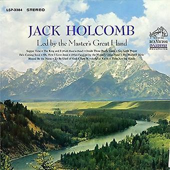 Jack Holcomb - ledd av Mästarnas fantastiska Hand [CD] USA import
