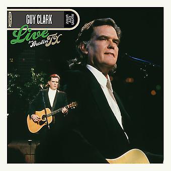Guy Clark - importación de Estados Unidos en vivo desde Austin Tx [CD]