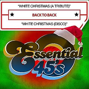 Back to Back - White Christmas [CD] USA import