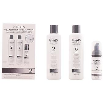 Nioxin  Trial Kit System 2 (Woman , Hair Care , Treatments , Strenghtener)