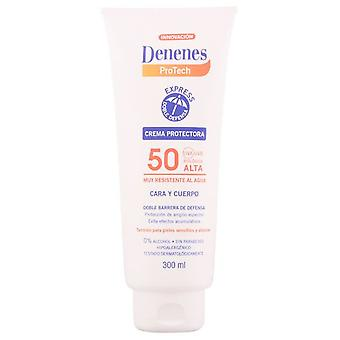 Denenes Protech Sun Face Cream & Body SPF 50 300ml