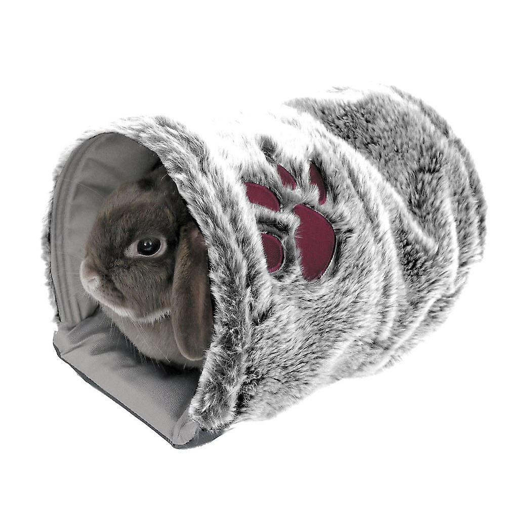 Rosewood Reversible Snuggle Tunnel For Rabbits