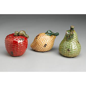 AA Importing 10841 Fruit - Set Of 3