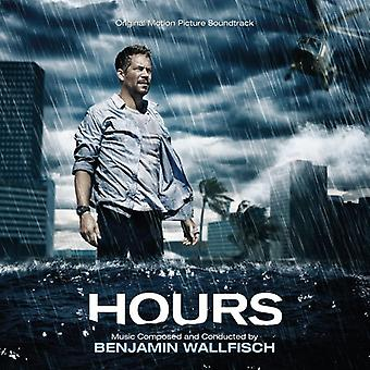Benjamin Wallfisch - Hours [Original Motion Picture Soundtrack] [CD] USA import