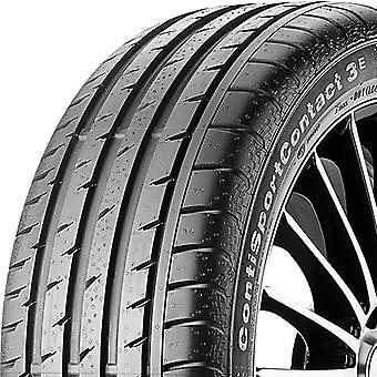Summer tyres Continental ContiSportContact 3 E SSR ( 245/45 R18 96Y *, runflat )