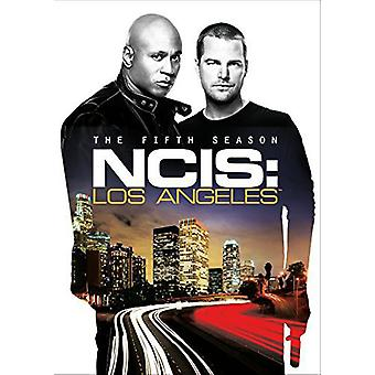 NCIS: Los Angeles-the Fifth Season [DVD] USA import