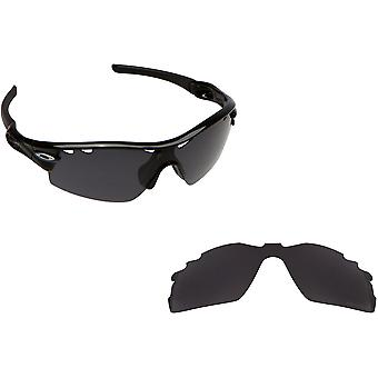 RADAR-PITCH VENTED vervanging lenzen gepolariseerde Black door SEEK past OAKLEY