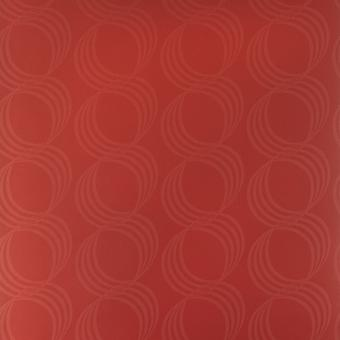 Harlequin Red Wallpaper Roll - Patterned Decadence Utopia Design - Colour: 15621