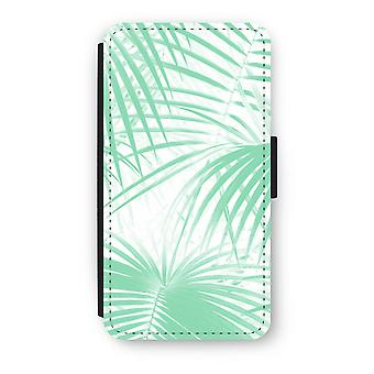 Samsung Galaxy J3 (2016) Flip Case - Palm leaves