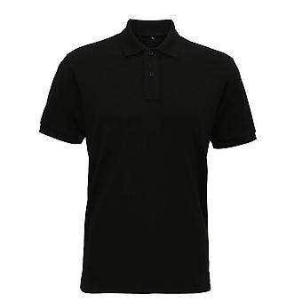 Asquith & Fox Mens Super Smooth Knit Polo Shirt