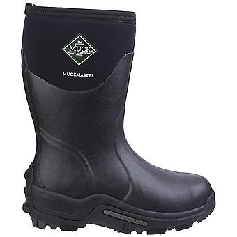 Muck Boots Unisex Muckmaster Mid Wellingtons