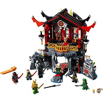 70643 LEGO Temple of the rebellion