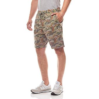 JUNK YARD David men's leisure shorts camouflage army-look