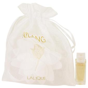 Nilang Mini EDP with Flower By Lalique