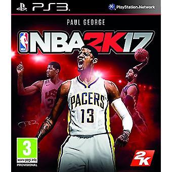 NBA 2K 17 (PS3)