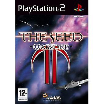 Het zaad Warzone (PS2)