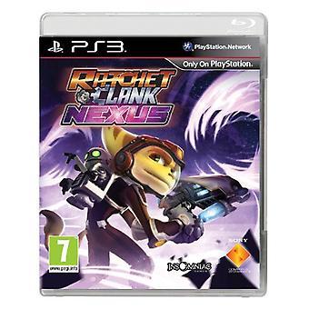 Ratchet en Clank Nexus (PS3)