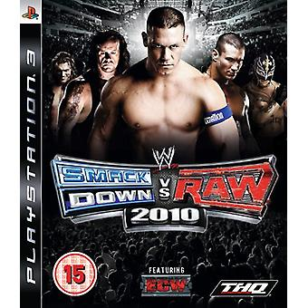 WWE Smackdown vs Raw 2010 (PS3)