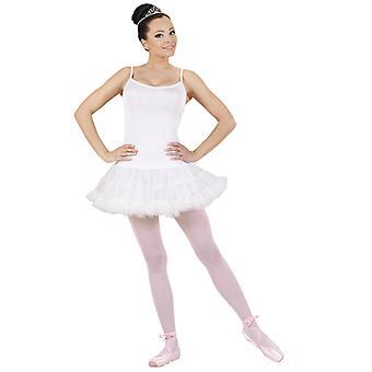 Prima Ballerina - White Ladies (Tutu Dress)