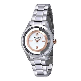 Kenneth Cole New York women's wrist watch analog stainless steel KC4910