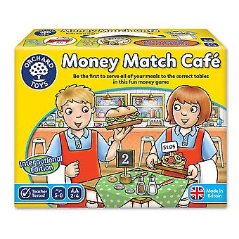 Orchard Toys Money Match Cafe International Game